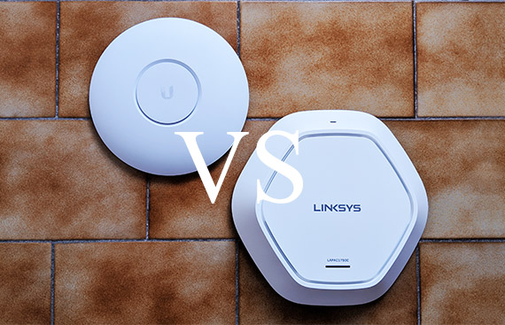 Linksys LAPAC1750C vs Ubiquiti Unifi UAP-AC-PRO – MBReviews