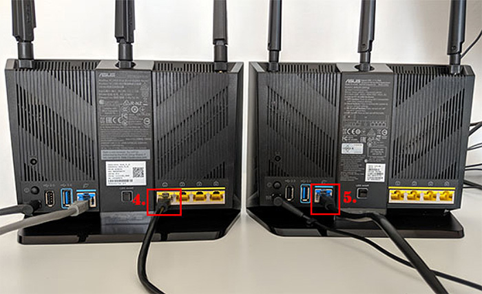 cascading-routers