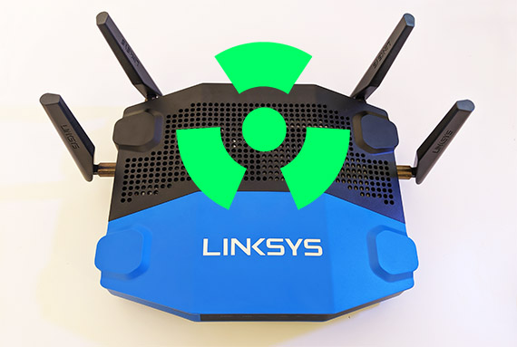How To Reset A Linksys Router To Its Default Settings