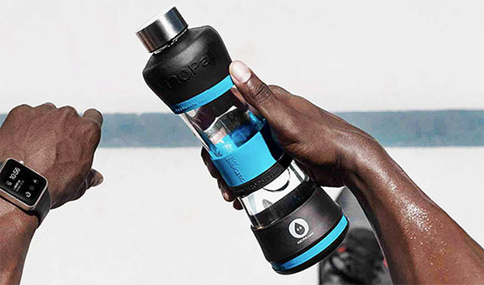 h20pal-smart-water-bottle