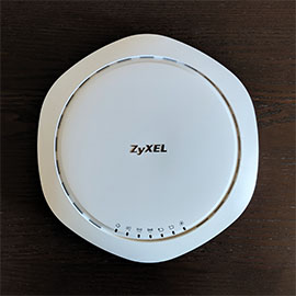 Zyxel NAP303 Nebula Access Point Review