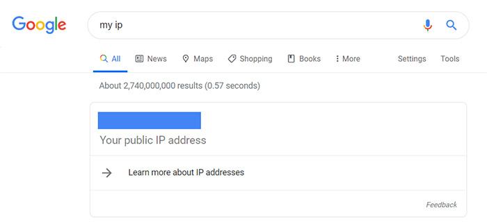 your-ip-address