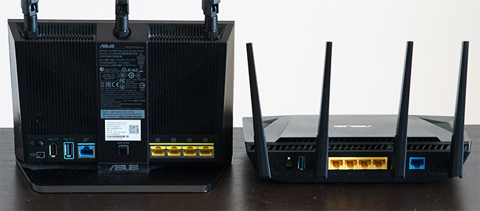 asus-rt-ac86u-vs-rt-ax58u-ports
