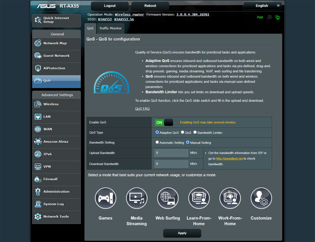 asus-rt-ax55-web-based-gui