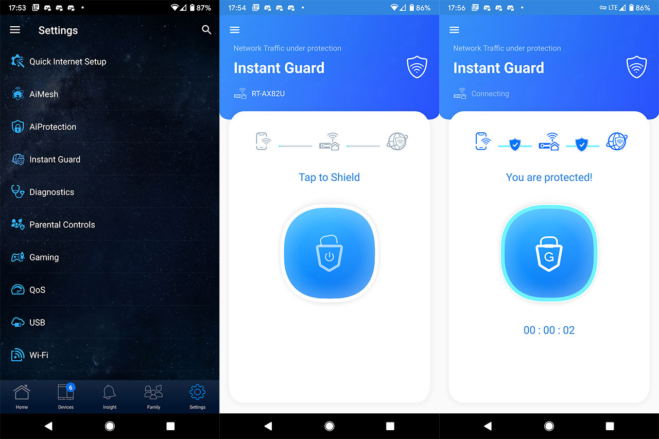 instant-guard-asus-application
