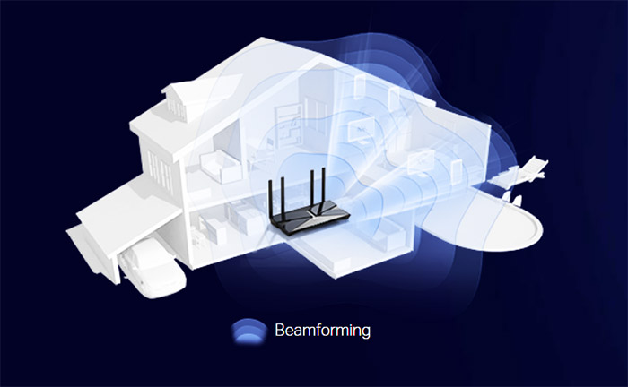tp-link-archer-ax50-beamforming