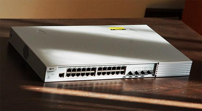 fs-s3910-24tf-switch